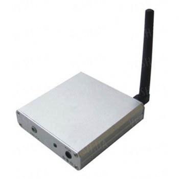 16-ти канальный металлический приёмник сигнала от беспроводных камер на 5.8 Ghz c AV выходом (мод. TE-709)