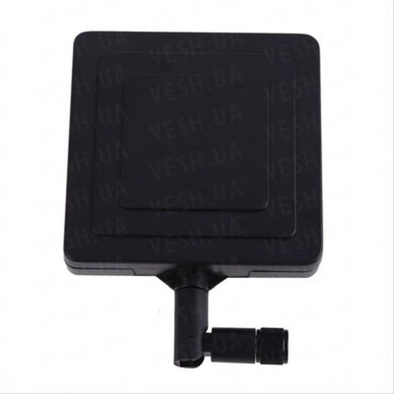 Направленная антенна 5.8 Ghz с усилением 11 dBi для усиления сигнала беспроводных камер 5.8 или любых других устройств на 5.8 Ghz (модель UN3F)