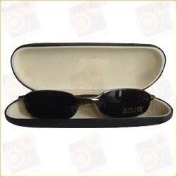 Эксклюзивные стильные модные универсальные солнцезащитные очки с зеркалом заднего вида