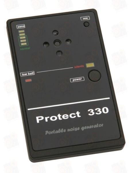 Компактный цифровой генератор белого шума Protect 330