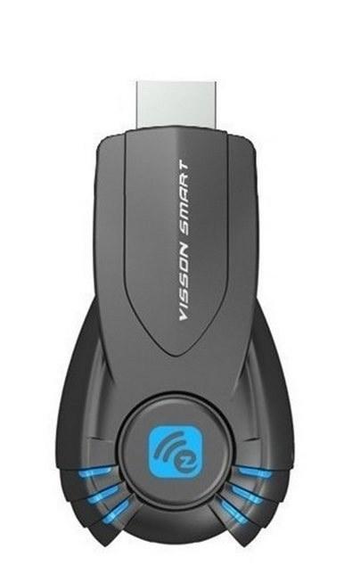 Радиоудлинитель HDMI для ноутбука - комплект USB передатчик с WiFi для трансляции HD видео 1080p на расстояние до 10 метров (мод. VSMART DISPLAY)