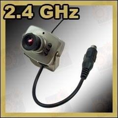 Отдельная МИНИ беспроводная WI Fi радио видеокамера 2.4 Ghz (модель С-208 А)