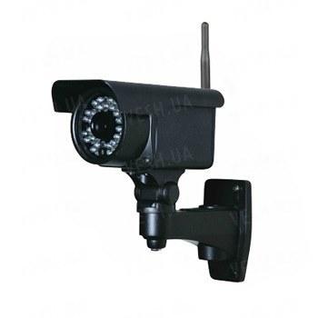 Аналоговая беспроводная уличная камера на 2.4 Ghz, SONY, 520 TVL, дальностью до 700 метров (модель LIE30-W)
