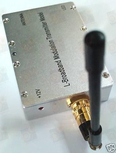 5 W четырехканальный усилитель мощности (передатчик) видео сигнала для видеокамер 1.2 Ghz (ТХ 5000 А)