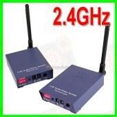 1.2 W Беспроводный передатчик (усилитель) приёмник видеосигнала со звуком на расстояние до 1000 метров