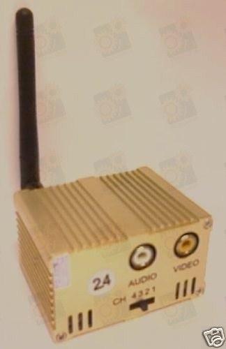 2 W четырехканальный усилитель мощности (передатчик) видео сигнала для видеокамер 2.4 Ghz (ТХ 2000 D)