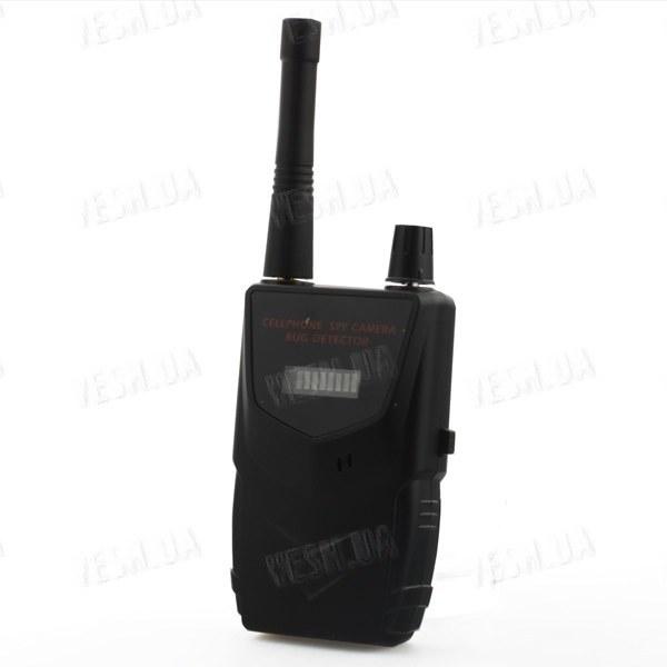 Обнаружитель (детектор) поля для поиска беспроводных радио жучков и камер Mini-007D