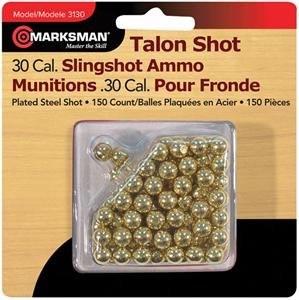 Шарики для рогатки Marksman 30 cal Steel Shot