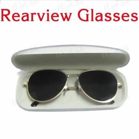 """Высокотехнологичные универсальные солнцезащитные очки с зеркалом заднего вида """"антитрекинг"""""""
