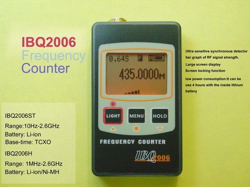 Частотомер IBQ2006ST FC-2
