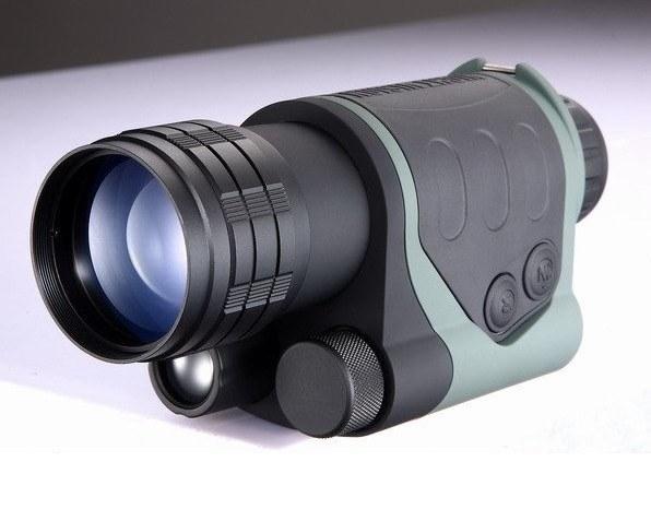 Монокуляр ночного видения 5х с инфракрасной подсветкой, для охоты, рыбалки и тд.