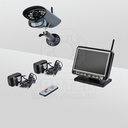 Комплект беспроводного видеонаблюдения Smartwave WDK-S01 KIT
