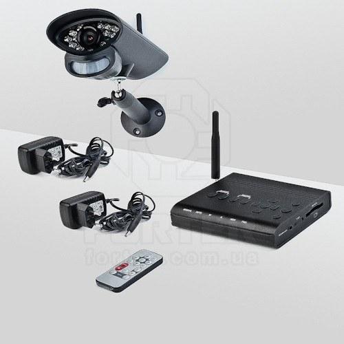 Комплект беспроводного видеонаблюдения Smartwave WDK-S02 KIT