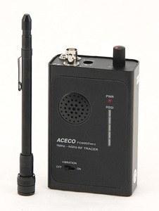 Портативный индикатор поля (детектор жучков) ROGER (ACECO) RFC-62