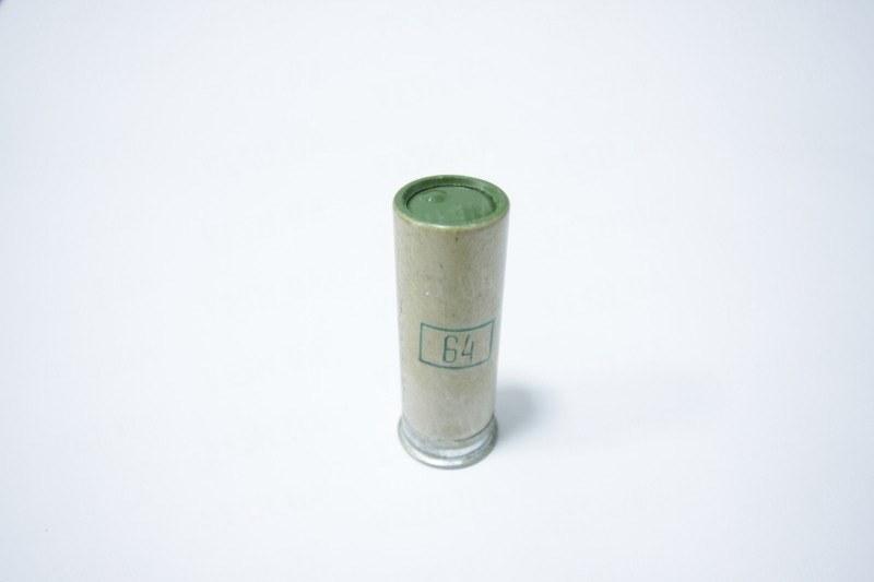 Патрон осветительный сигнальный зеленый 26мм для ракетниц