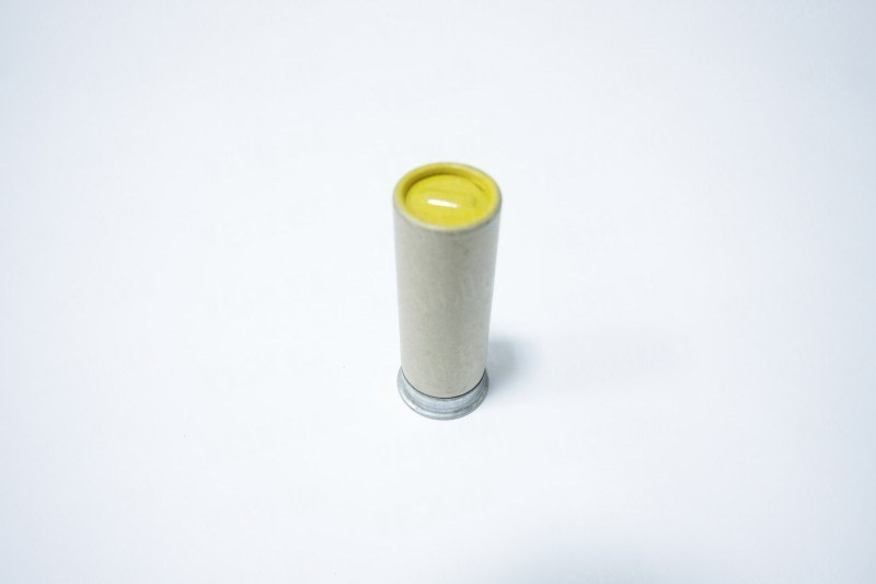 Патрон осветительный сигнальный желтый 26мм для ракетниц
