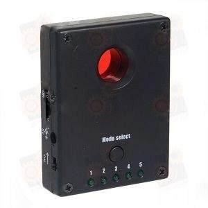 Детектор скрытых видеокамер BugHunt