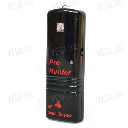 Профессиональный компактный индикатор поля (детектор жучков) ProHunter