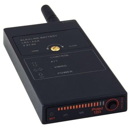 Компактный индикатор поля (детектор жучков) iPROTECT 1203 New
