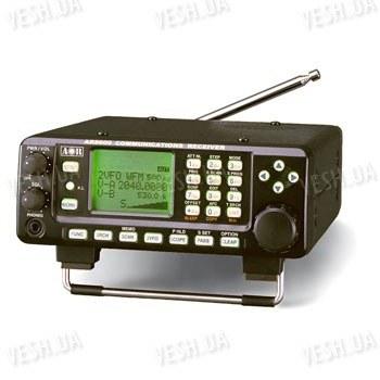 Стационарный сканирующий приёмник, радиоприёмник, радиосканер AOR8600 Mk2