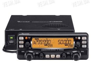 Сканирующий приемник, радиоприёмник, радиосканер с компьютерным управлением Icom IC-R2500