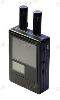 Сканирующий приёмник - перехватчик для обнаружения беспроводных радио видеокамер C-Hunter 935