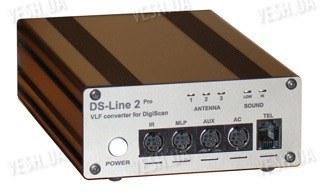 Низкочастотный конвертор DS-Line-2 Pro для поискового комплекса DigiScan EX
