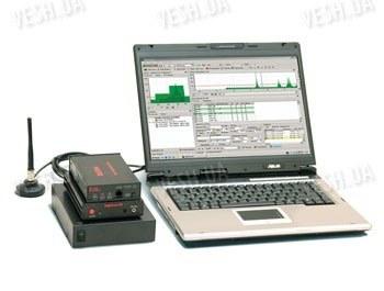 Специализированное програмное обеспечение DigiScan EX Standard для профессионального поиска всевозможных жучков