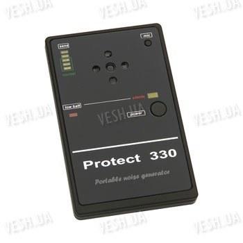 Портативный цифровой генератор белого шума Protect 330