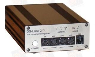 Низкочастотный конвертор DS-Line 2 Pro для поискового комплекса DigiScan EX