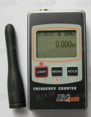 Портативный цифровой частотомер IBQ 2006