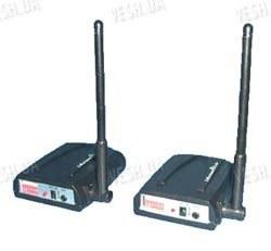 6-ти канальный 2,5 W комплект беспроводной передачи видео на частоте 2.4 Ghz на расстояние до 1700 метров (CX-2500R6)