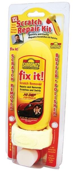 Набор для удаления царапин Fix it Scratch Remover