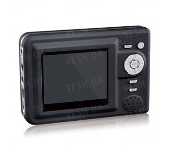 """4-х канальный приёмник-монитор DVR для беспроводных камер стандарта 2.4 Ghz c возможностью записи на SD карту памяти до 32 Gb, 2.5"""" TFT 960 x 234 (модель KY-2505)"""