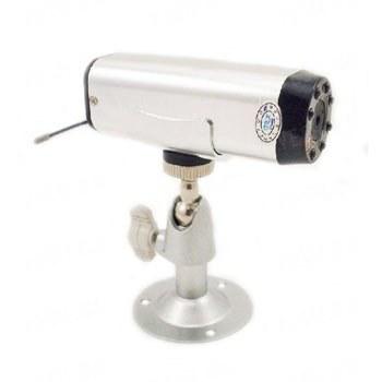 Аналоговая беспроводная радио камера 2.4 GНz с ИК подсветкой и встроенным аккумулятором на 3 часа (модель C-501)