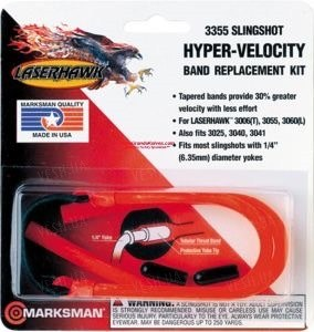 Резинка Marksman Replacement Band с магнитным кожетком