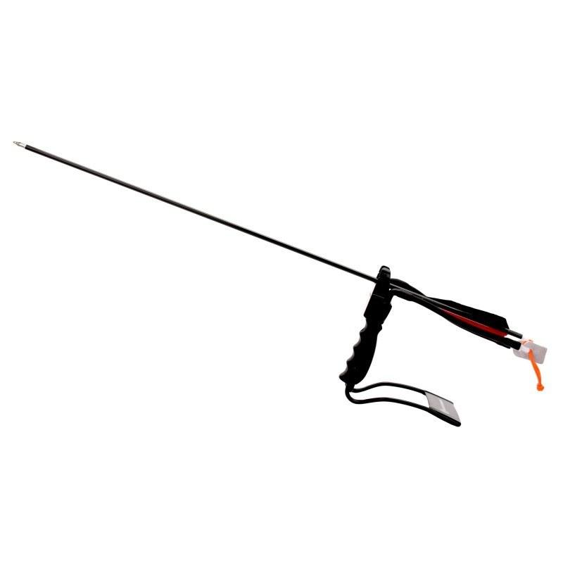 Рогатка Marksman охотничья с карбоновой стрелой 80см