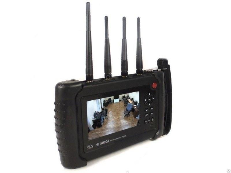 Профессиональный сканер радиочастот Hunter Camera HS-5000A