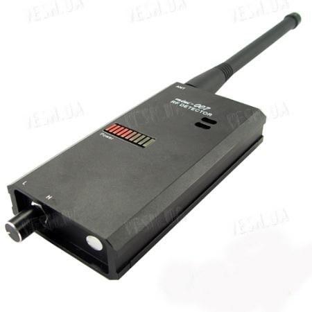 Профессиональный индикатор поля RF-007 (детектор жучков и видеокамер)