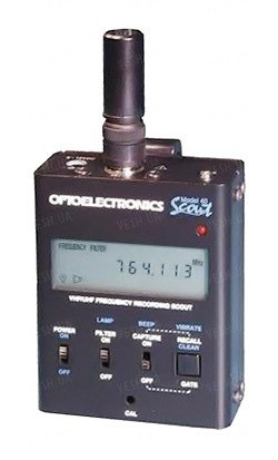 Частотомер Optoelectronics SCOUT