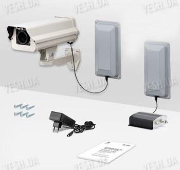 Беспроводная цифровая система видеонаблюдения дальностью до 800 метров Danrou KCR-7002D (с шифрованием видеосигнала)