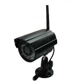 Отдельная уличная цифровая беспроводная видеокамера (для цифровых комплектов видеонаблюдения)