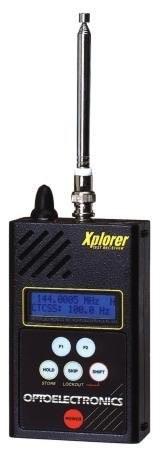 Тестовый приёмник XPLORER