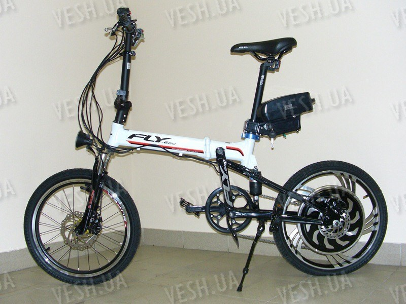 Электровелосипед Fly 600