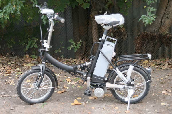 Электровелосипед 1610