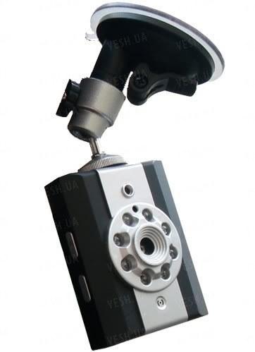 Автомобильный цифровой видеорегистратор без монитора 640х480@30 fps с ручным стартом записи (модель DV-009) !!!ЦЕНА СНИЖЕНА!!!