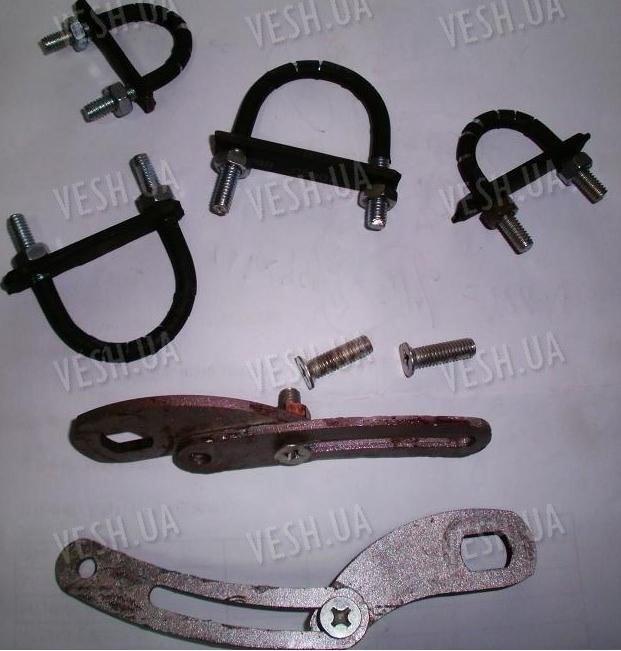 Усилитель дропаутов вилки для мотор колеса электровелосипеда
