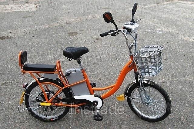 Электровелосипед BL-SSM 20