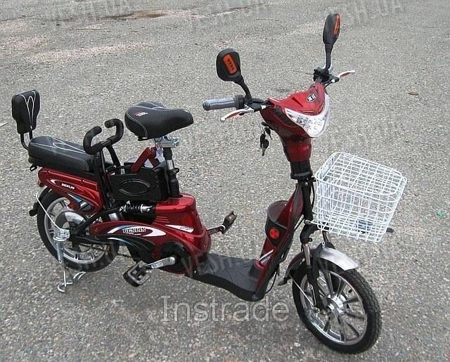 Электровелосипед BL-SD