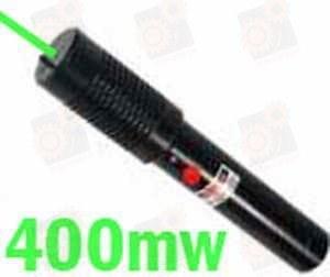 Зеленая лазерная указка 400мВт